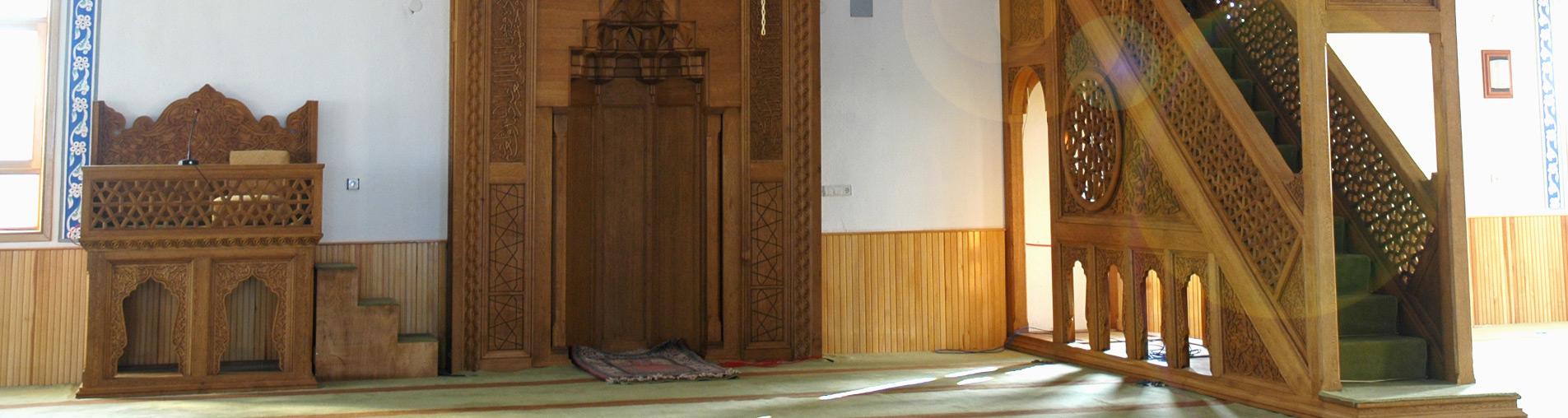 Cami Dekorasyon